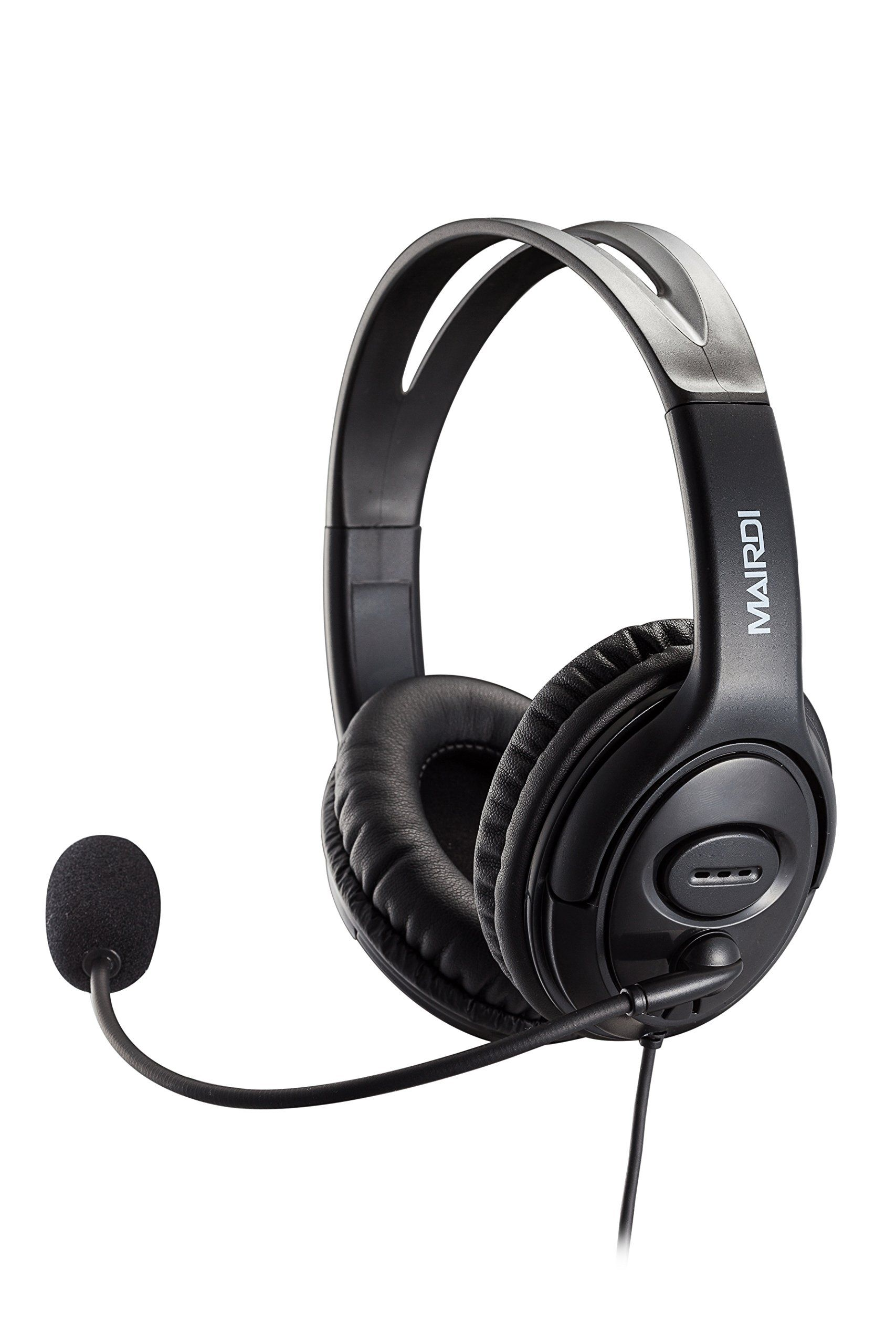 M806uc Binaural Usb Headset With Noise Cancelling Voice