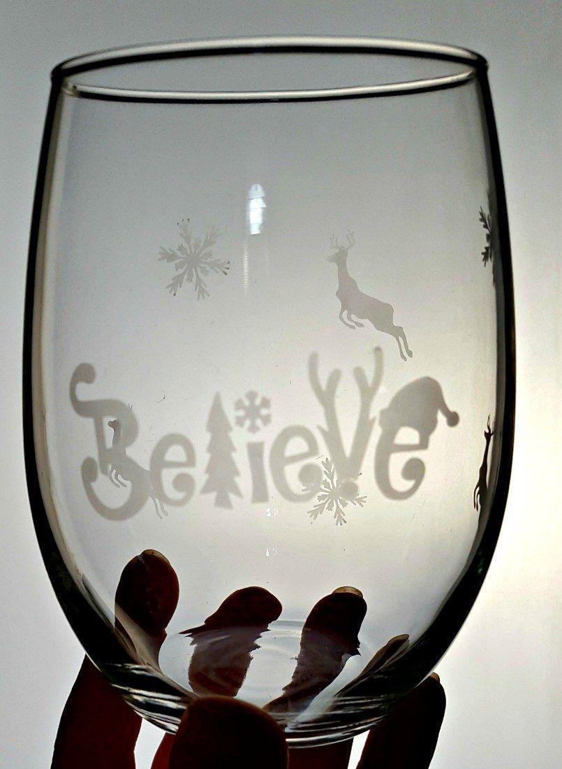 diy etched glass easy step by step tutorial bottle. Black Bedroom Furniture Sets. Home Design Ideas