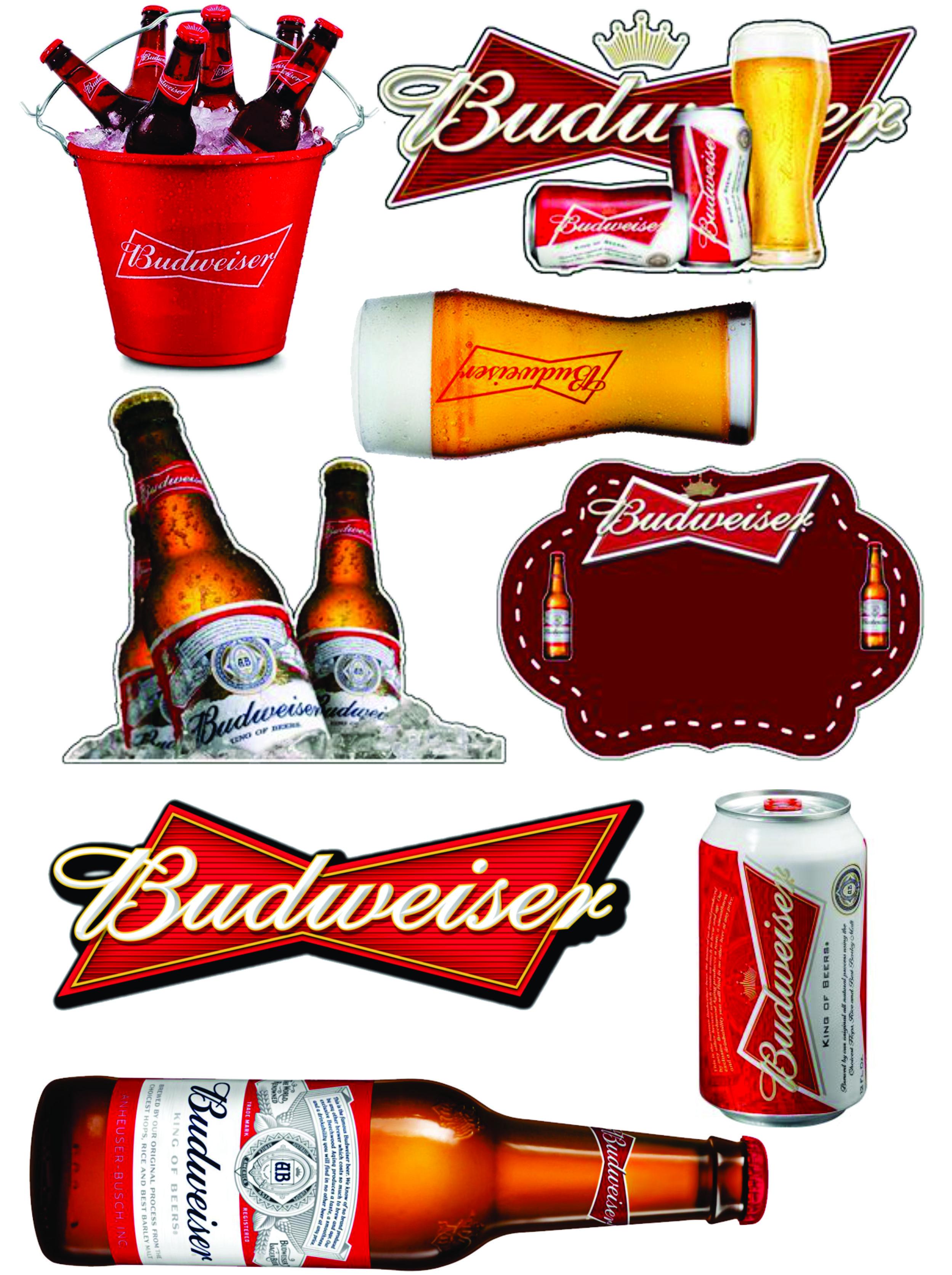 Topo De Bolo Cerveja Brahma Para Imprimir