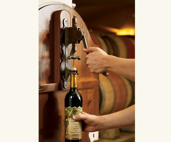 Wall Mount Wine Bottle Opener