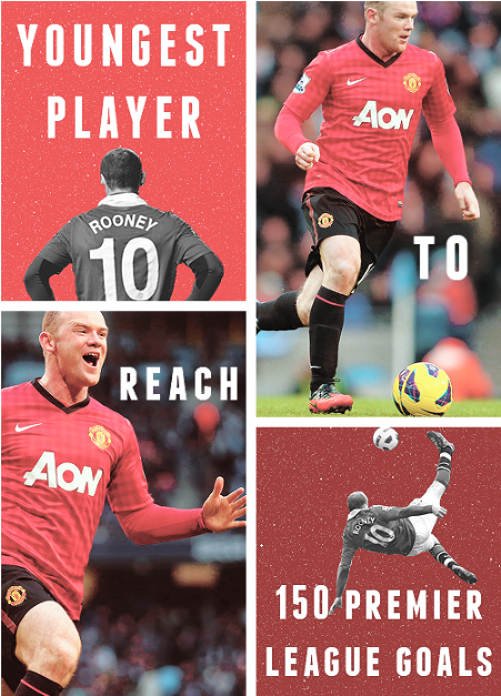 Wayne Rooney. Is a baller.