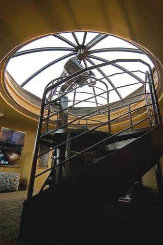 Home Observatory With Retractable Glass Roof Dream Home