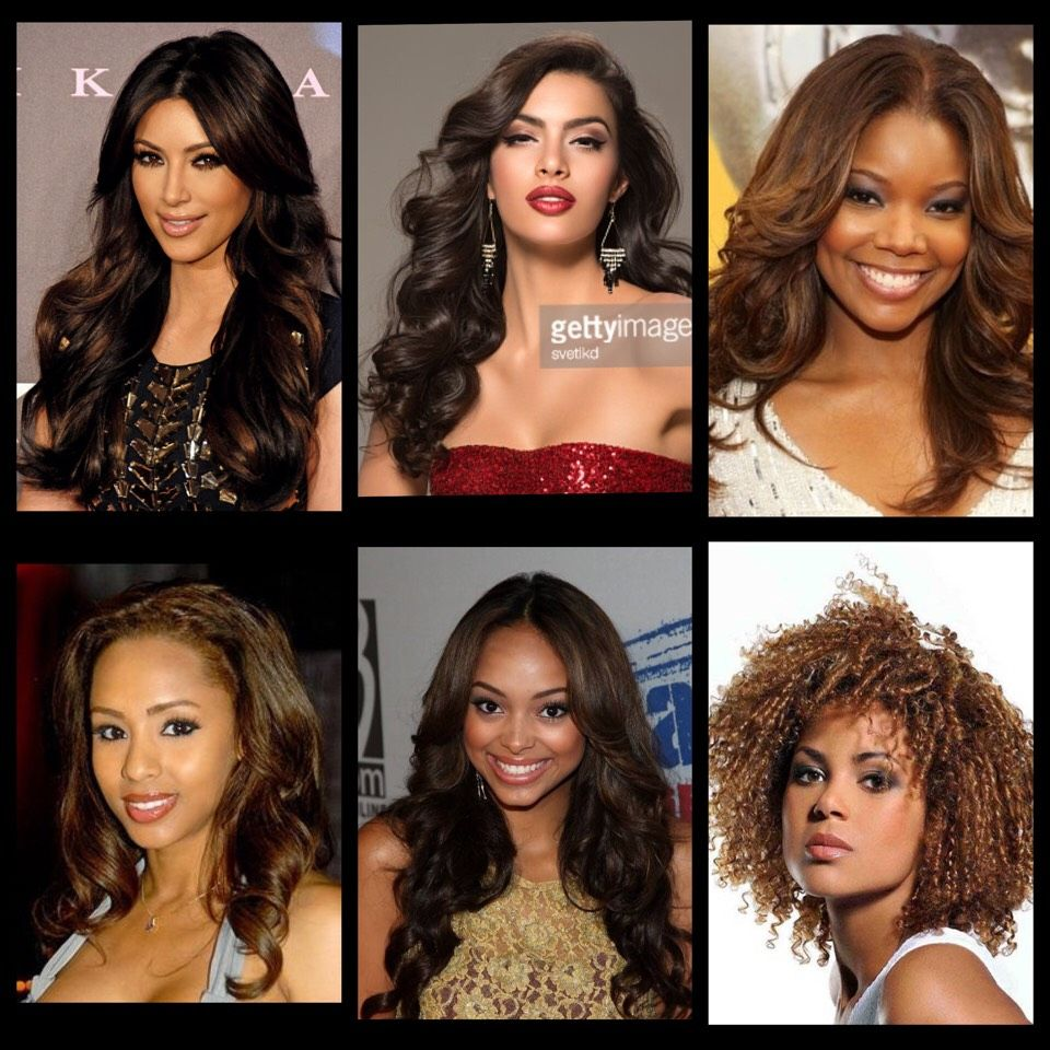 Pin By Annora On Hair Color Inspiration Hair Color For Dark Skin