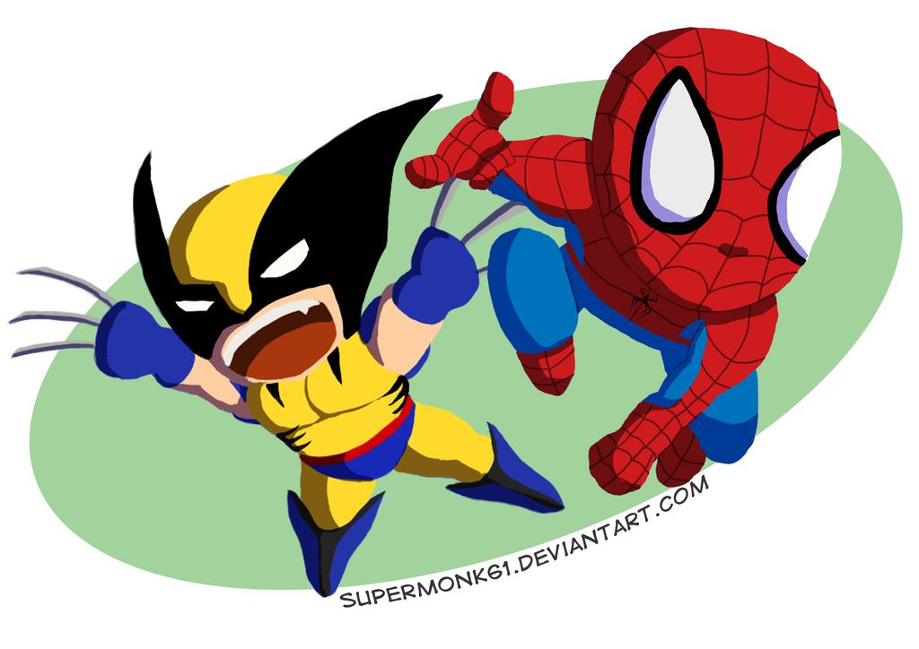 chibi_spidey_and_wolvie_by_supermonk61-d4w8veo.png (1024×724)