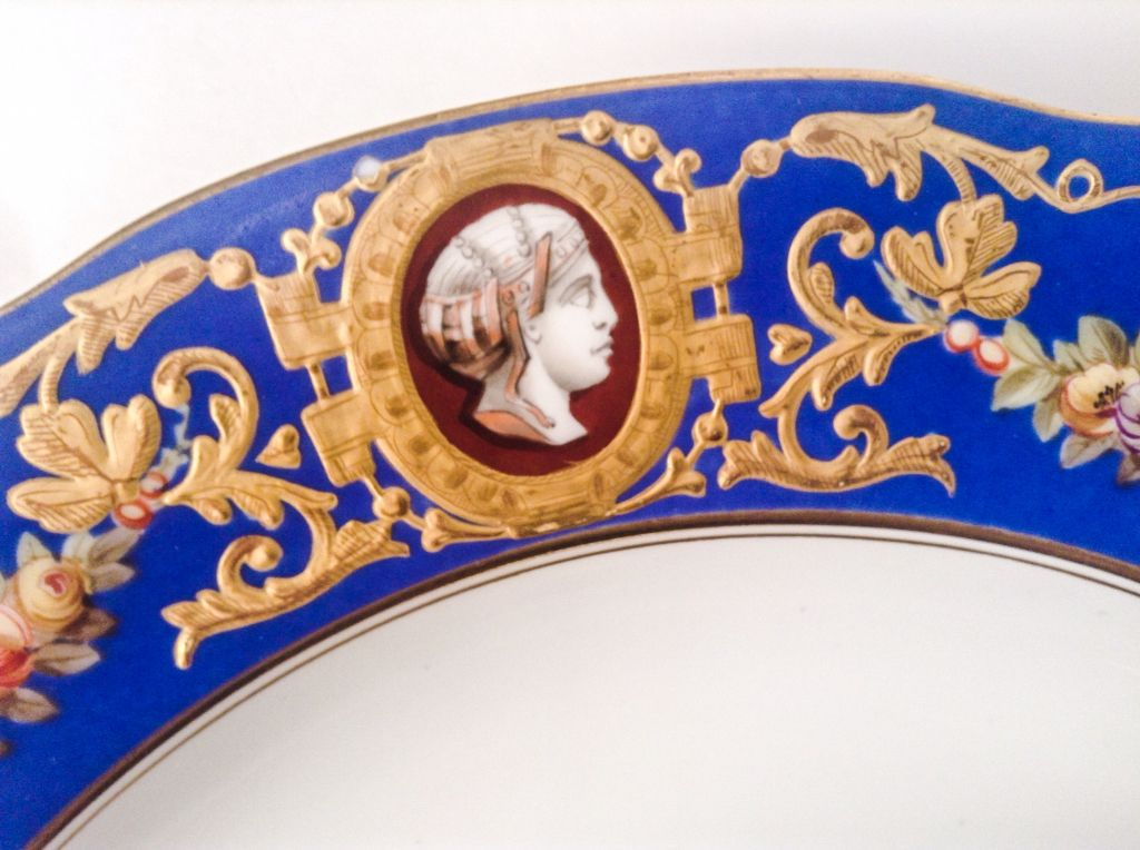 Detail Limoges    photograph by T