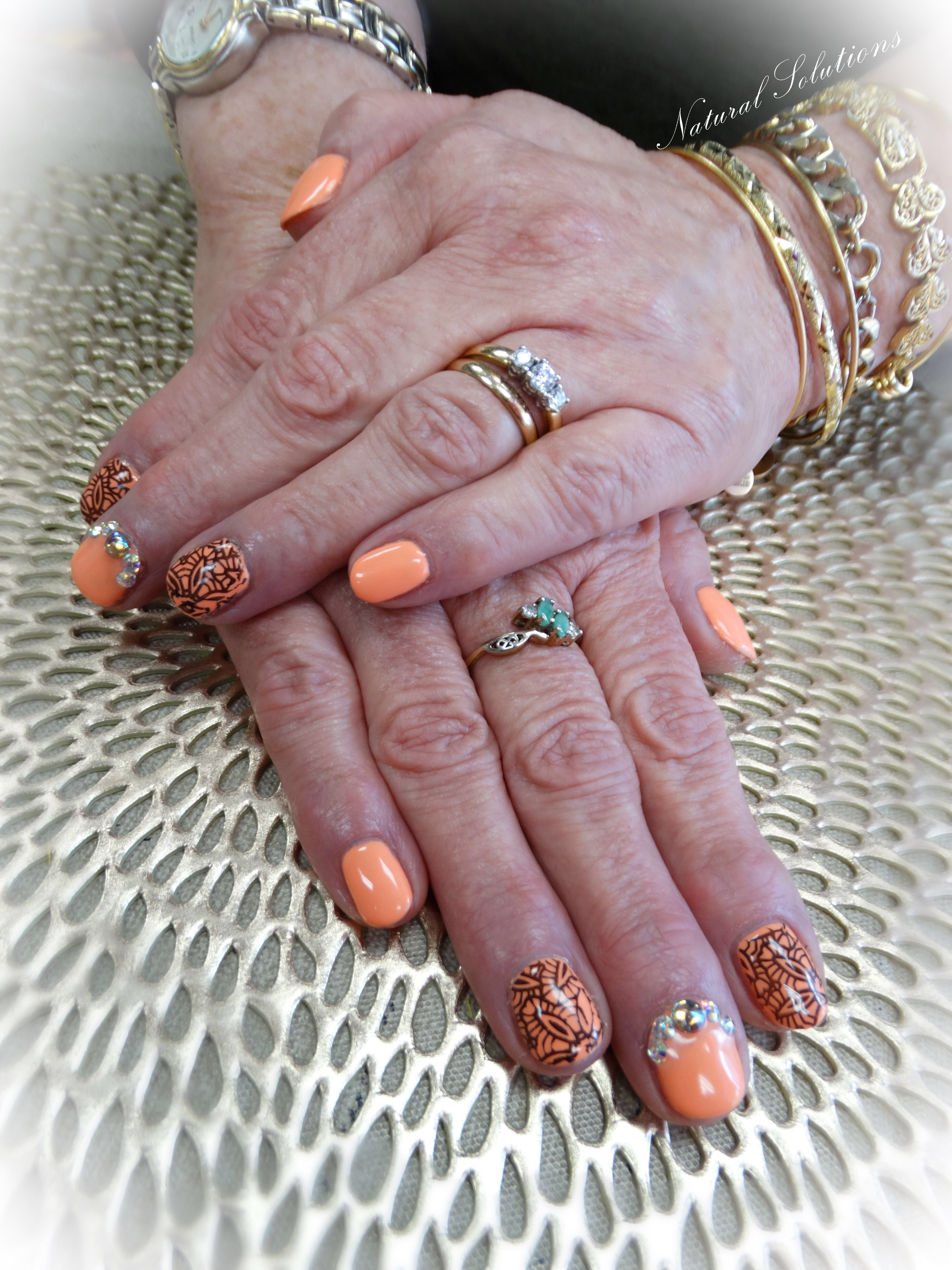 Pin by Mallie Sue on Nail Designs | Pinterest | Organic hair color ...