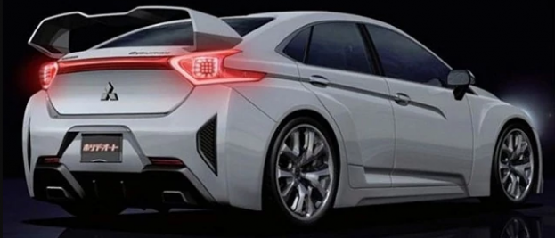 why is 2021 mitsubishi lancer design so with images