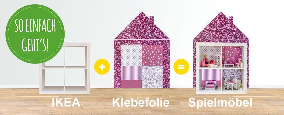 puppenhaus selber machen limmaland kleben spielen leben la d co des petits pinterest. Black Bedroom Furniture Sets. Home Design Ideas