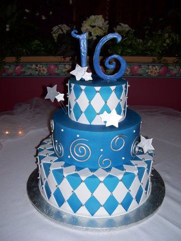 Perfect cake for a 30 something man that is still bitter he didnt