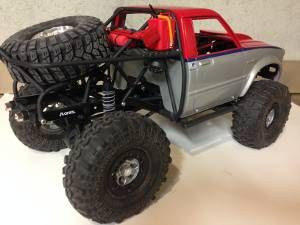 We are fabricators of custom RC parts such as roll cages for the