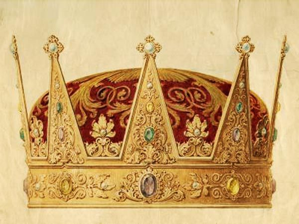 Incredible Crown Jewels From Around The World - Norway: The Norwegian Crown Jewels has nine items in its set: the king's crown, the sword of the realm, the king's sceptre, the king's orb, the queen's crown, the queen's sceptre, the queen's orb, the crown of the crown prince and the anointing horn. The coronation robes, two banners of the realm, and coronation thrones are also considered part of the set. Set in the king's crown are an emerald, a ruby, a topaz, an alexandrite, and a white…