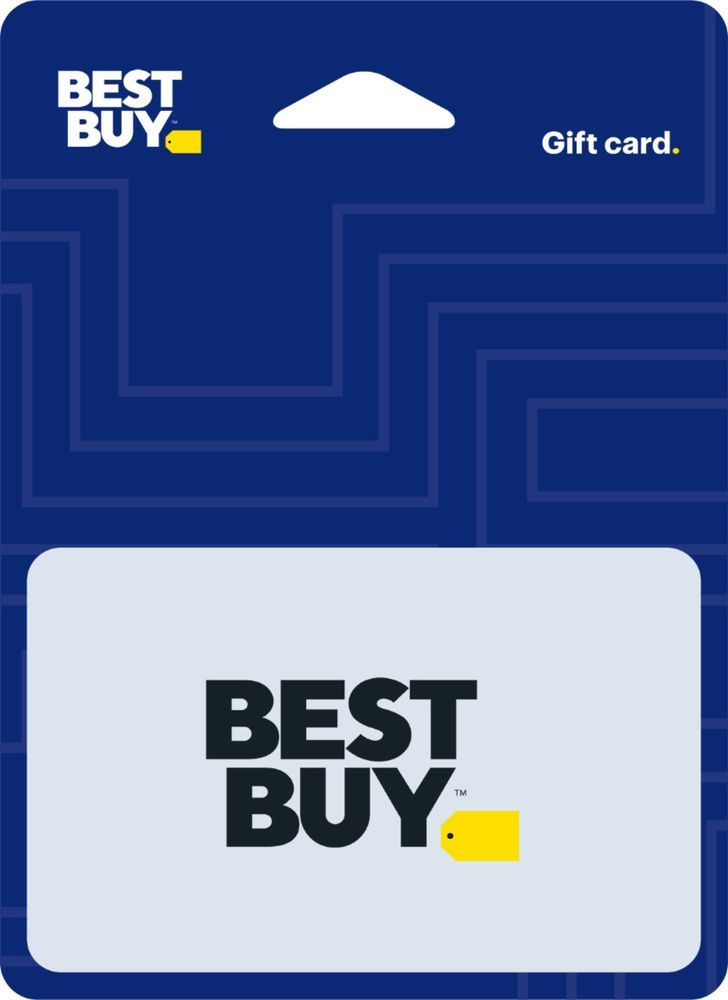 Photo of Best Buy GC – $100 Best Buy white gift card