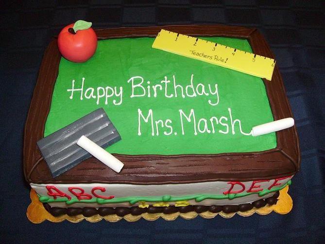 Marsh Bakery Cakes Cake Recipe