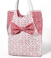 Nautical Bow Bag