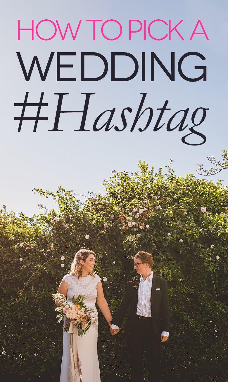 Wedding Hashtags 5 Steps To Perfection Wedding slogans