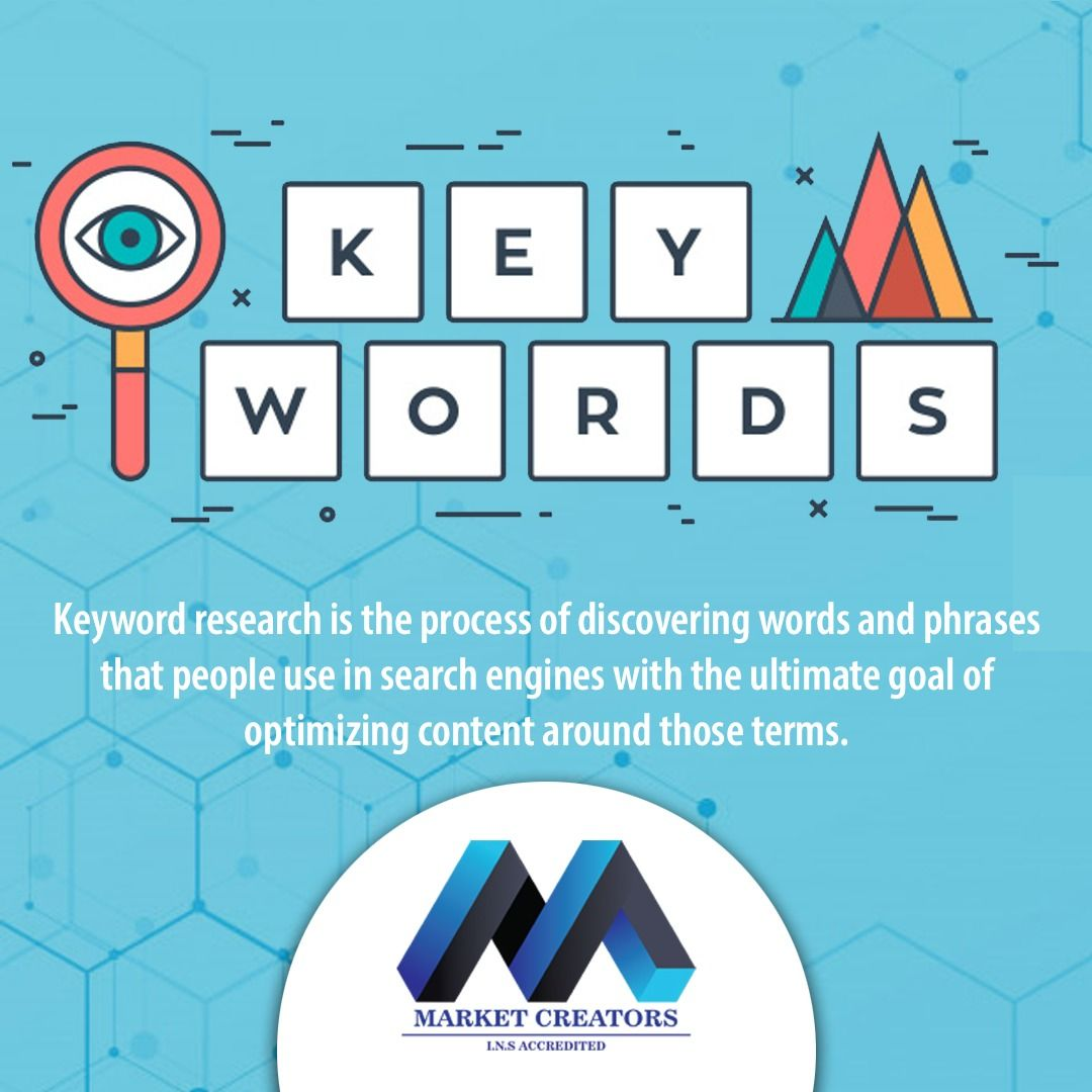 Define Your Content With Keywords Keyword Research Social Media