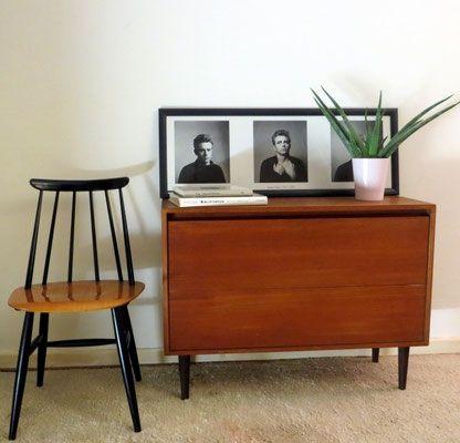 Mid Century Smart Vintage Möbel 60er 50er danish modern midcentury ...