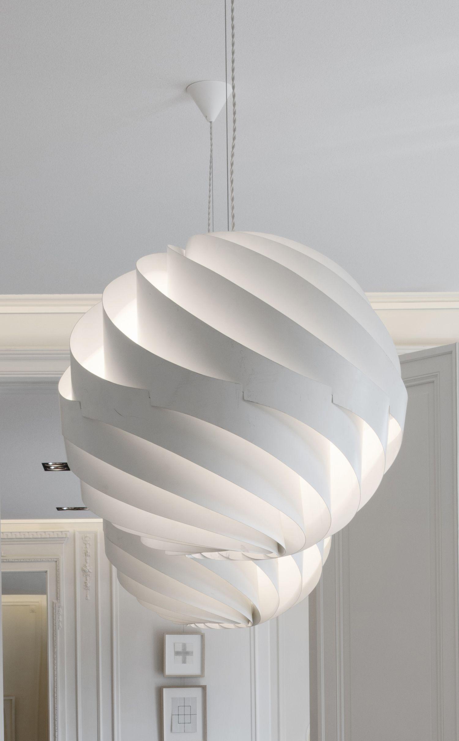 GUBI Turbo Pendant Lamp By Louis Weisdorf
