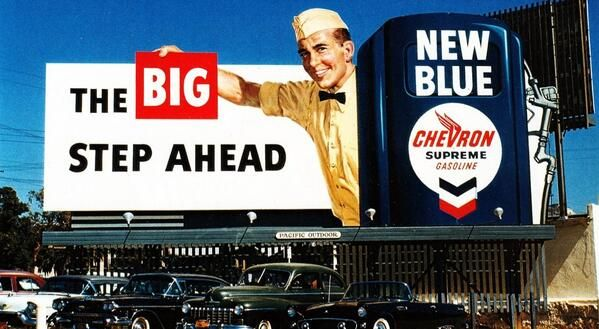 Gdguose.com specializes in producing and selling of standing advertising board pylon billboard gas station led price sign over 22 years. John Clifford On Twitter Gas Station Attendant Old Gas Stations Gas Station