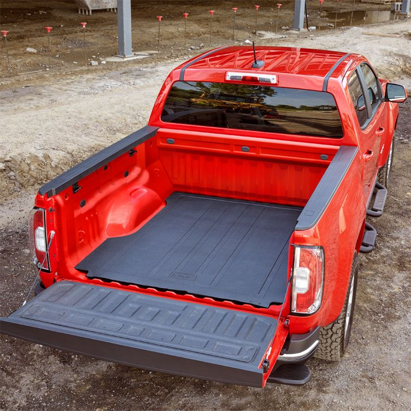 2015 Colorado Bed Mat, 6 Ft Long Box Truck bed and Box