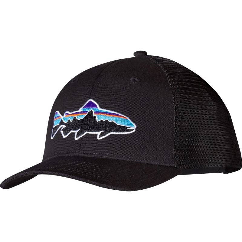 a007e197349 Patagonia Men s Fitz Roy Trout Trucker Hat