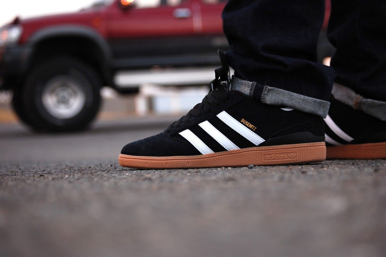 more photos 9ed40 0f449 Adidas  Busenitz Pro Skate Shoes