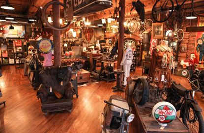 american pickers new store