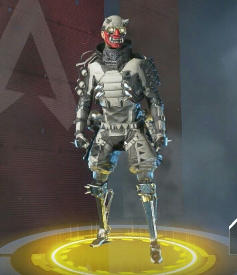 Legendary Octane Skin Apex Octane Legend