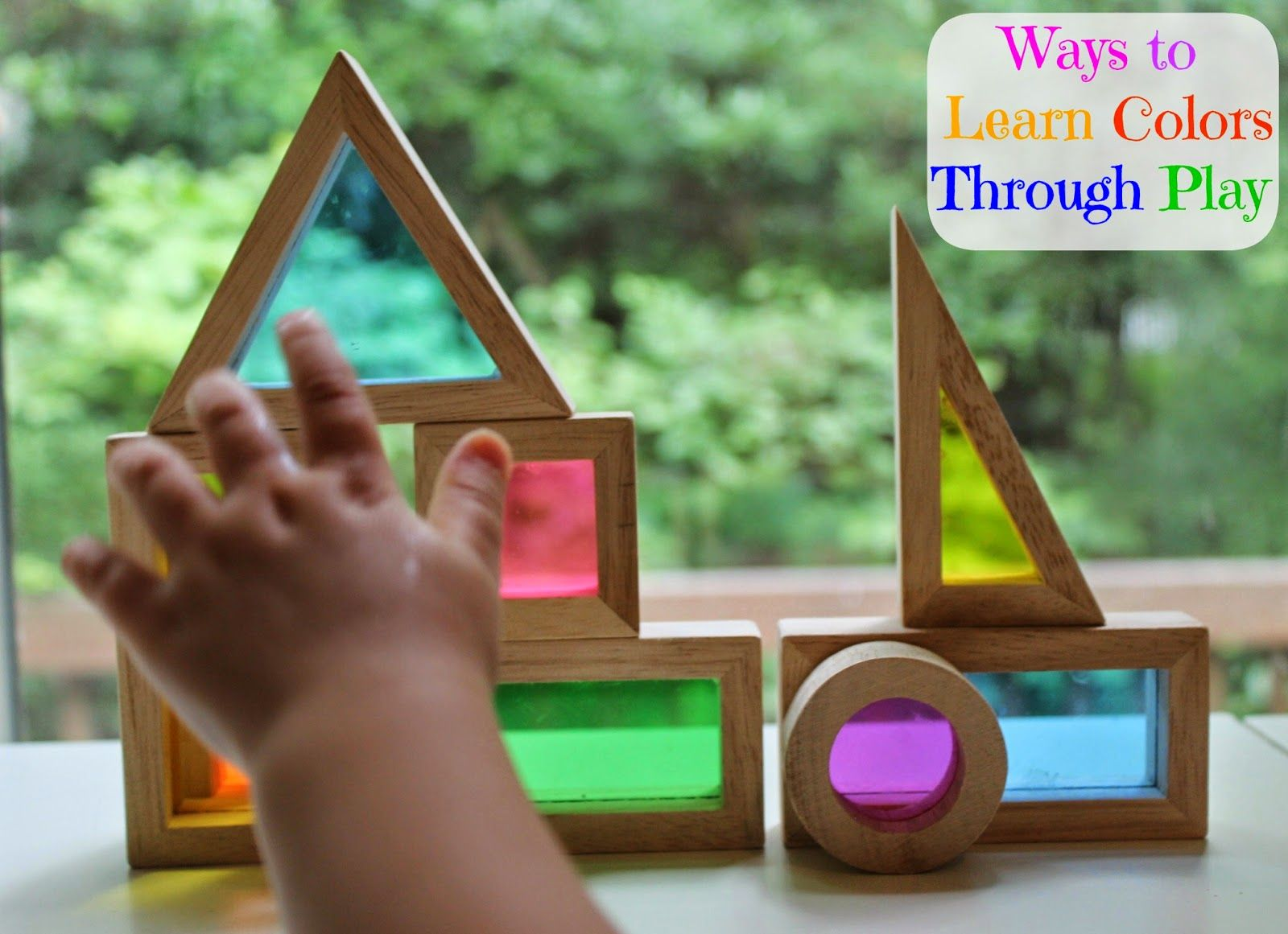 Easy and Fun Activities for Teaching Colors | Fun activities ...