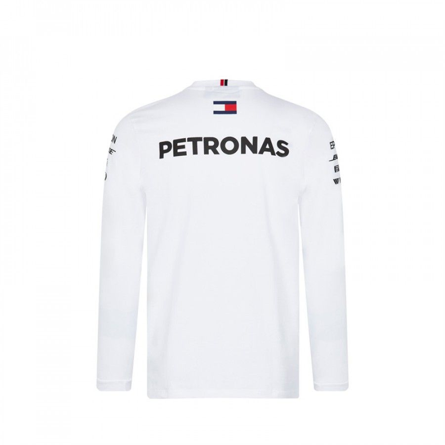 Mercedes AMG Petronas Motorsport 2019 F1/™ Mens Polo Shirt Black