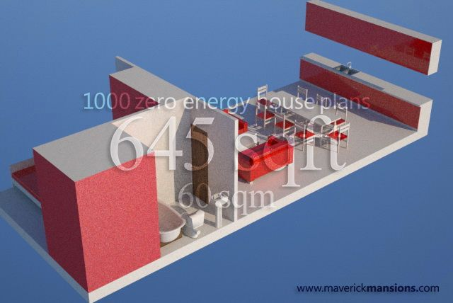 Passive House Plan Ideas Sustainable Houses Zero Energy House Plan Ideas Passive House House Plans How To Plan