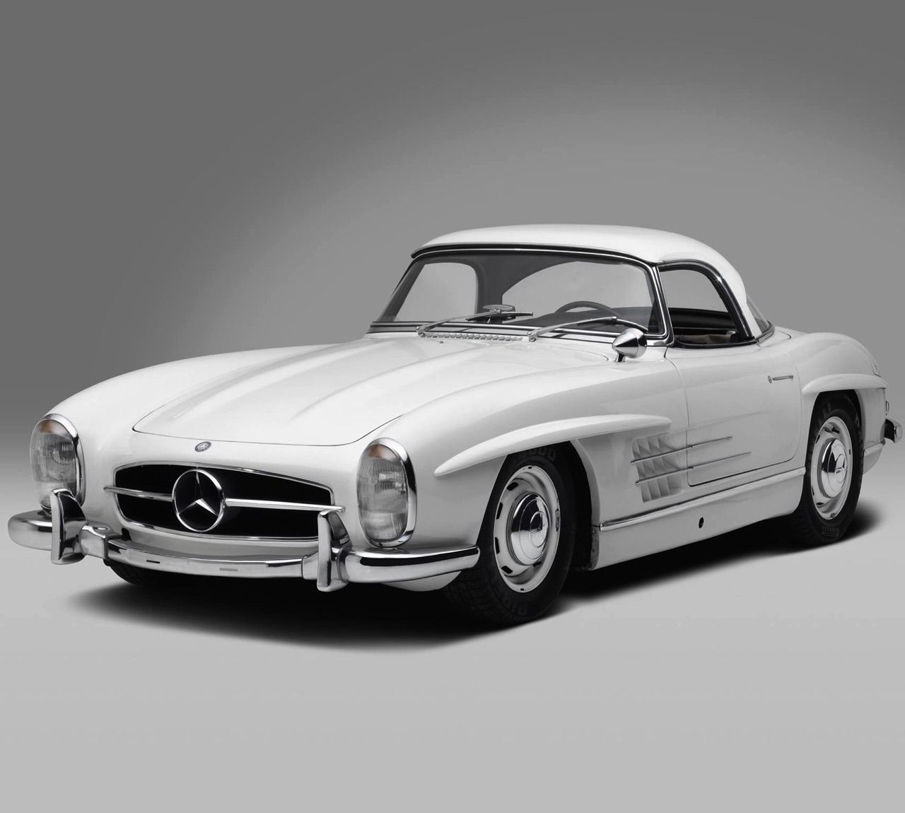 1961 Mercedes Benz 300 Sl Roadster Mercedesclassiccars With