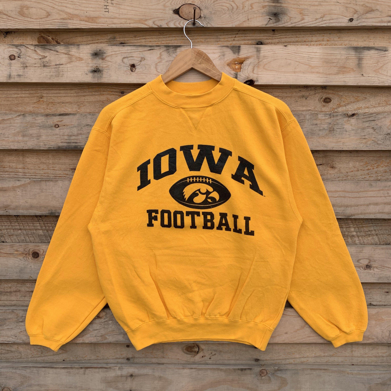 Vintage 90 S Iowa Sweatshirt Iowa Crewneck Iowa Pullover Etsy Sweatshirts Pullover Team Shirts [ 3000 x 3000 Pixel ]