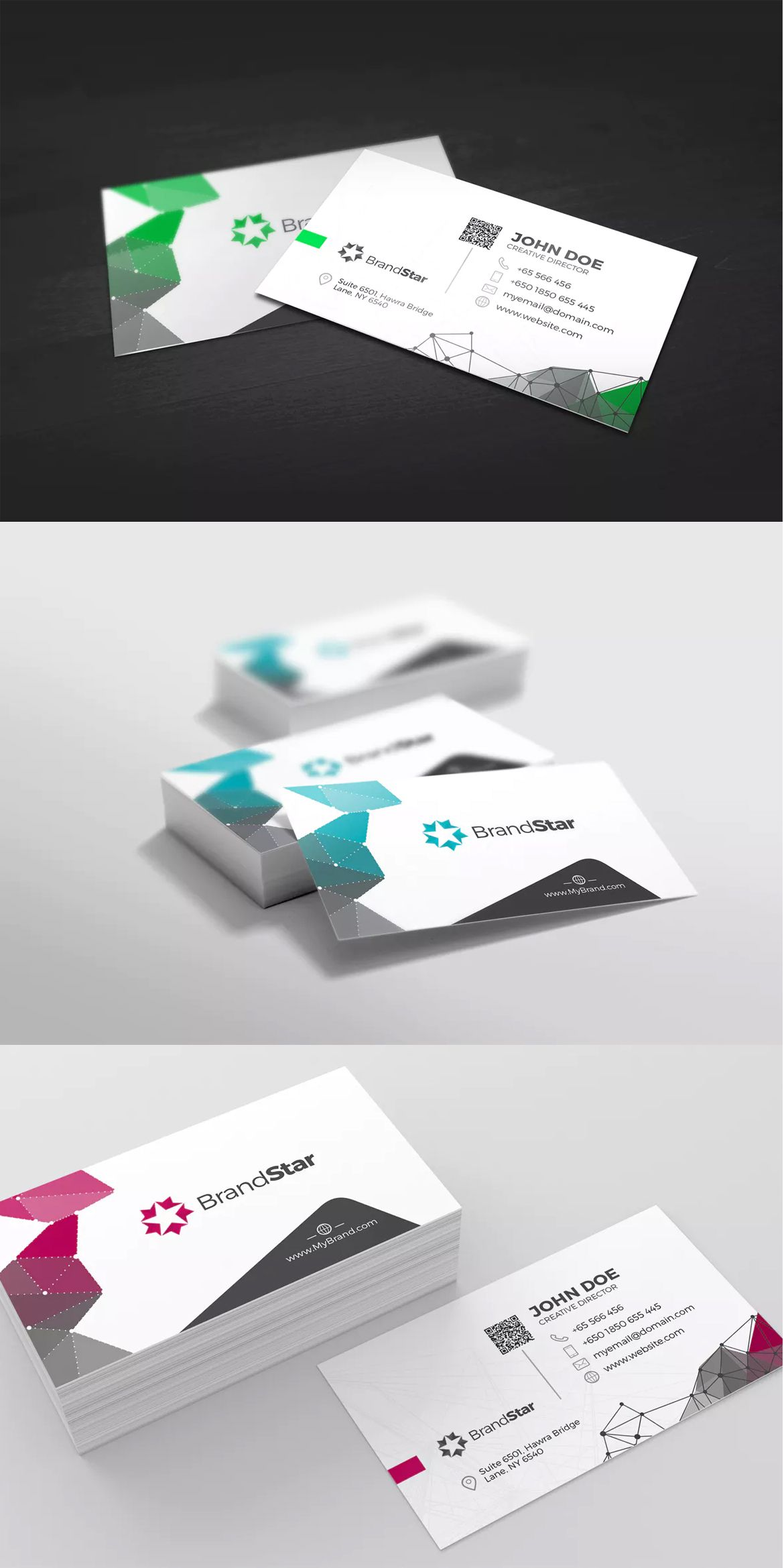 Creative business card template eps design pinterest card creative business card template eps flashek Image collections