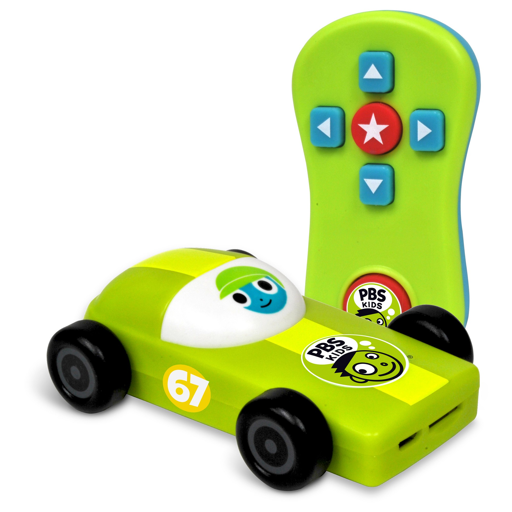 PBS Kids TV Streaming Player Green, Adult Unisex Pbs