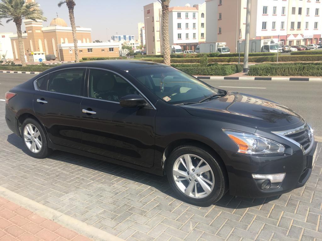 2015 Nissan Altima 2 5sv Mid Option In Dubai Kargal Classifieds Uae Nissan Altima Nissan Altima