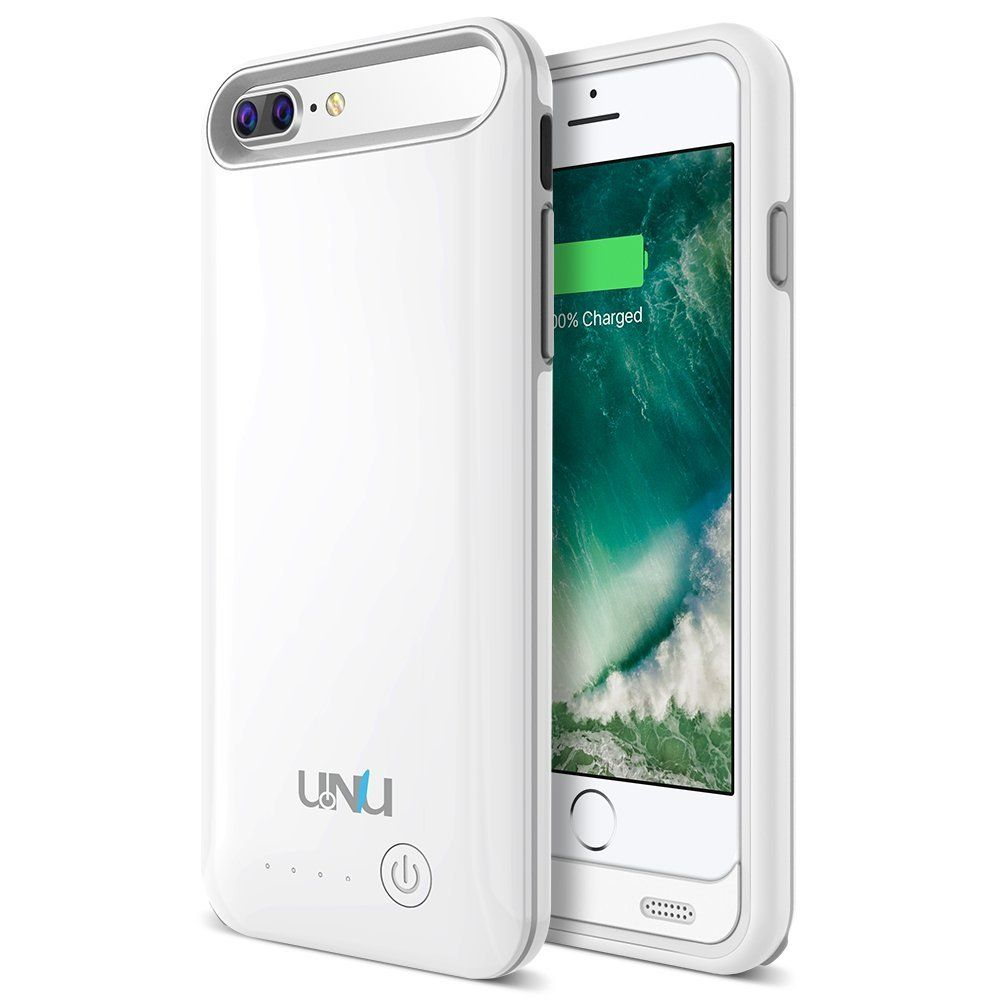 portable phone case charger iphone 8