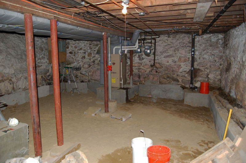 Different B Dry Basement Waterproofing That Look Beautiful Old Basement Waterproofing Basement Cheap Basement Ideas