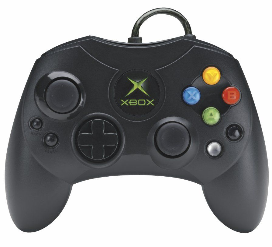 First SType controller for original Xbox Xbox