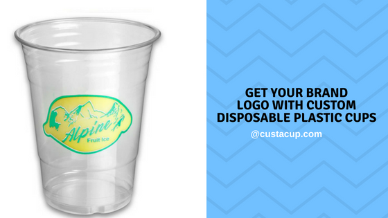 Usa S Best Custom Plastic Cups Manufacturer And Supplier Custacup Design Your Own Pet