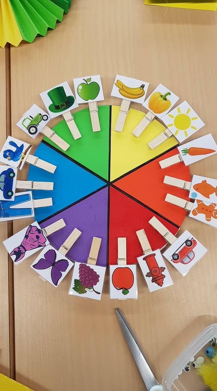 Farben Activity Board Selber Machen Water Activityboa Montessori Material Selber Machen Kindergarten Projekt Farben Kindergarten Basteln Für Kindergärtner