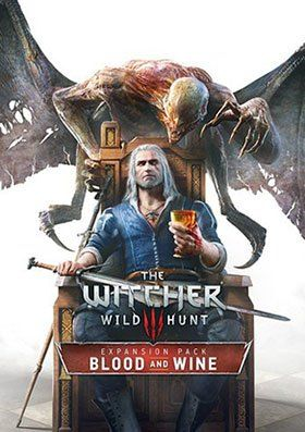 The Witcher 3: Blood and Wine poster | for gamers | The