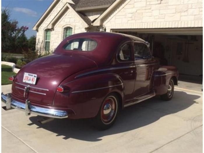 1946 Ford Business Coupe For Sale Classiccars Com Cc 880926