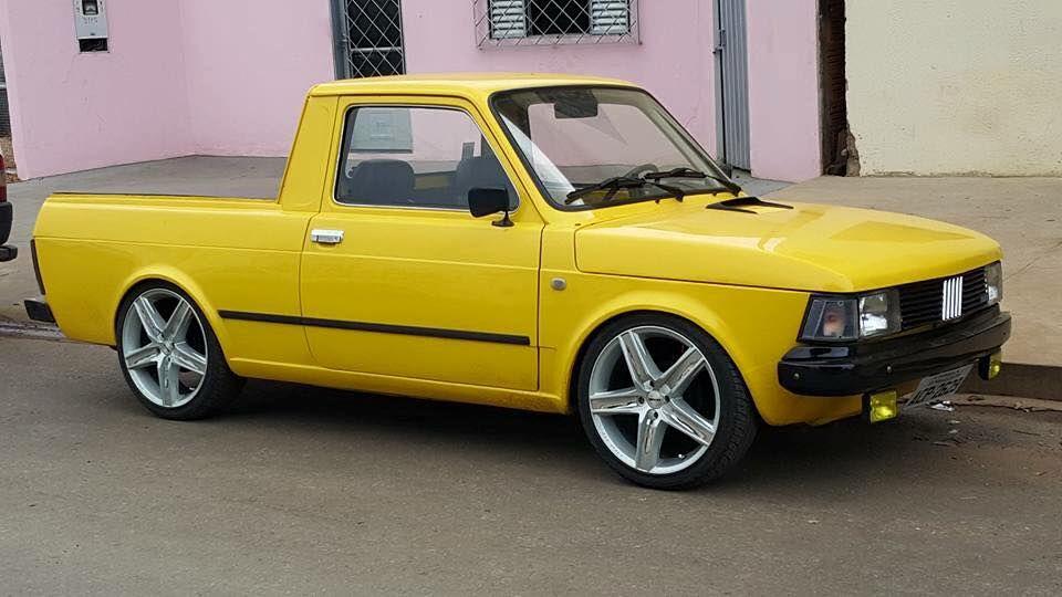 Fiat 147 Pick Up Brasil Carros E Caminhoes Carros Da Fiat