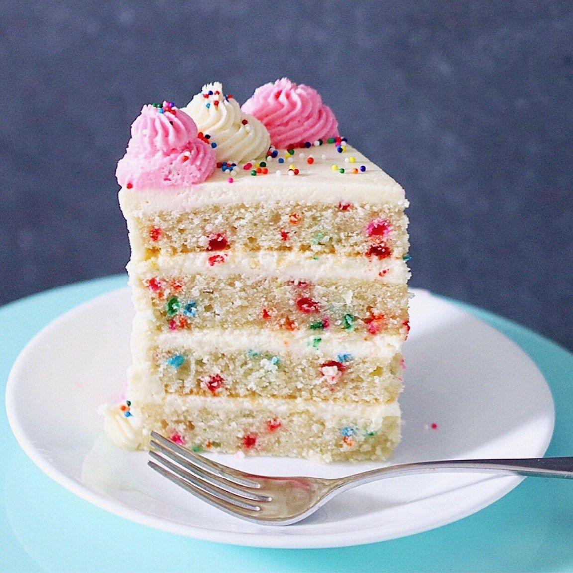 Grain Free Funfetti Cake Recipe Grain Free Cake And Free
