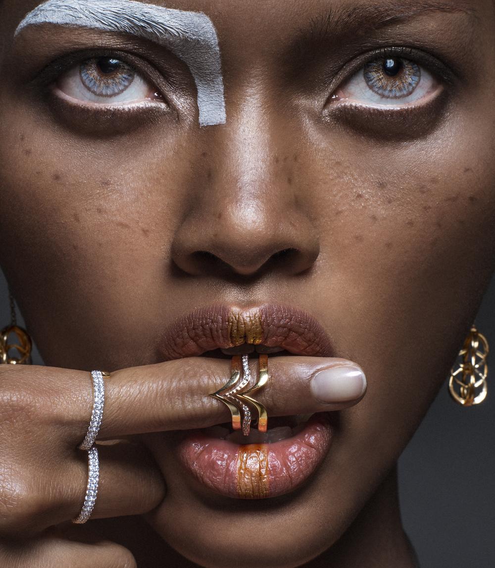 Halloween Makeup Contest 2020 Brevard John Brevard   1stdibs in 2020 | Eye photography, Beauty portrait
