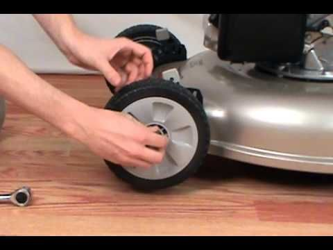 how to clean your honda mower