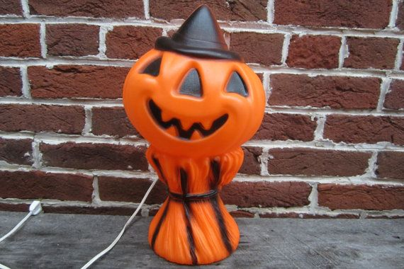 Hey, I found this really awesome Etsy listing at http://www.etsy.com/listing/160489552/vintage-plastic-blow-mold-halloween