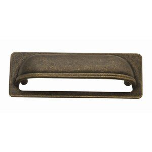 HickoryHardware Oxford Cup Cabinet Pull Handle $4.63