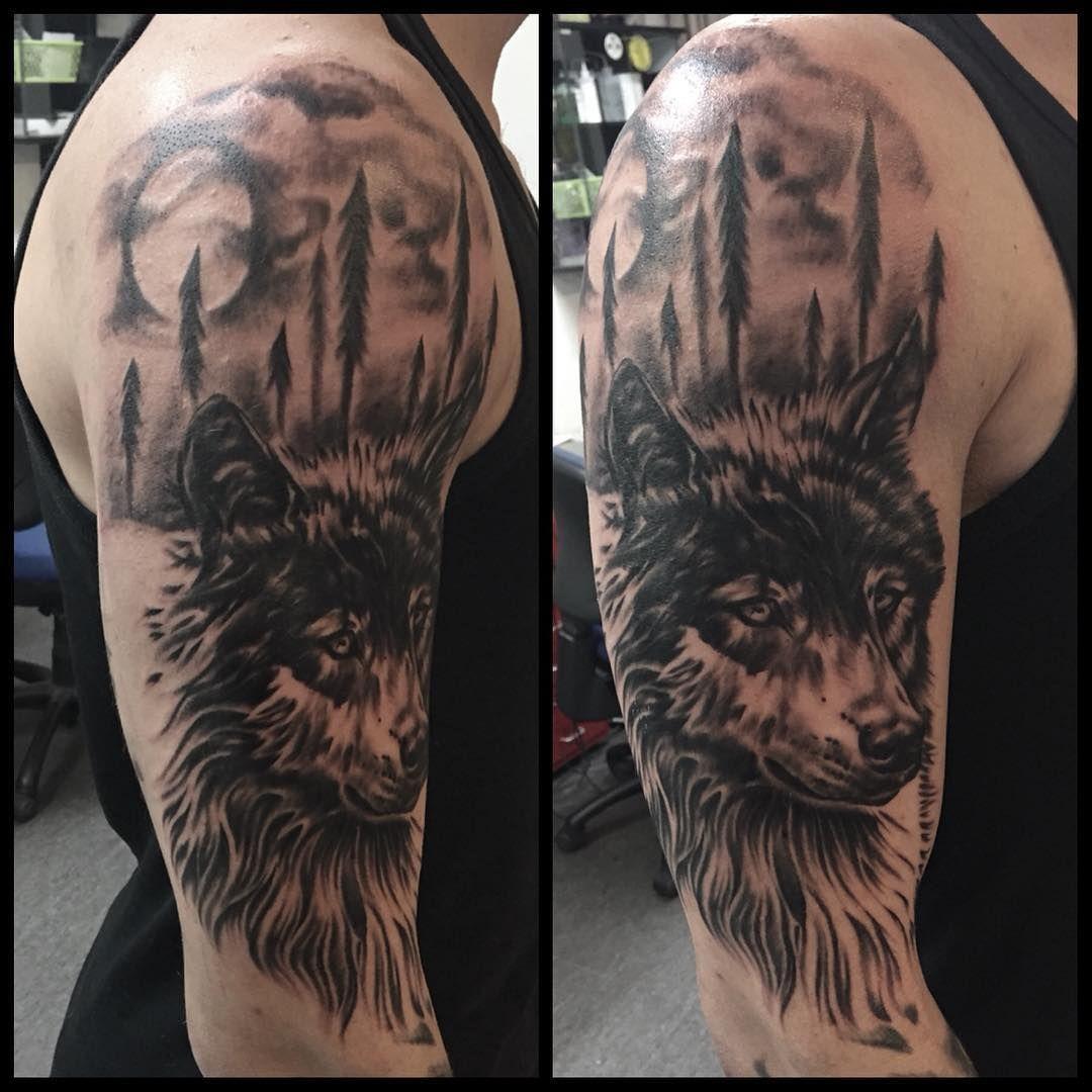 Pin By Joseph Kelley On Tattoo Loup